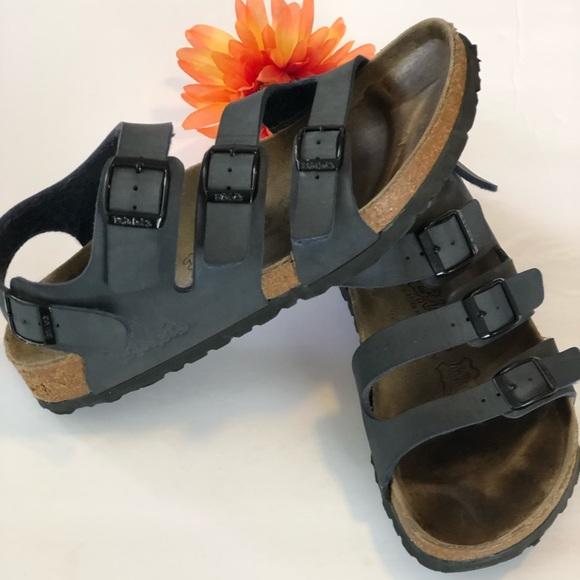 newest collection aa264 a68a7 Birkenstock Ellice Sandals 39/9 Birki's Tri Strap